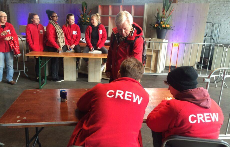 Halve van Den Helder houdt vrijwilligersavond